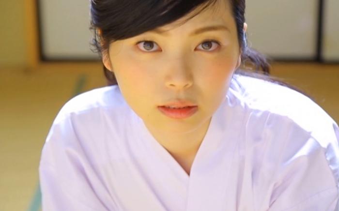 弓道女子 一色美桜5