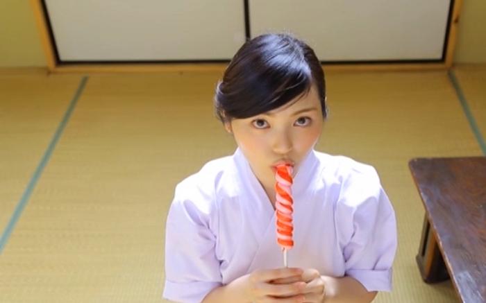 弓道女子 一色美桜6