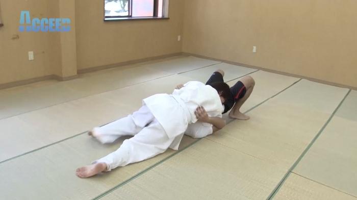 Costume×ATHLETE ver. II~柔道の練習がなぜかローションレスリングに!?~26