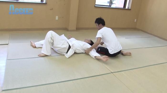 Costume×ATHLETE ver. II~柔道の練習がなぜかローションレスリングに!?~27