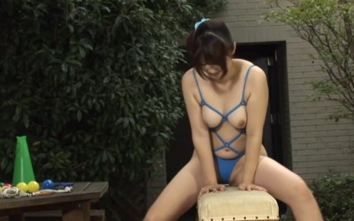 清純美少女はハイジニーナ 全裸羞恥授業 夏瀬あおい13