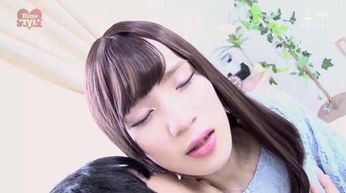 ウエスト58cm妹系アイドル ひめドットらぶ 及川結衣 18歳 AVデビュー16