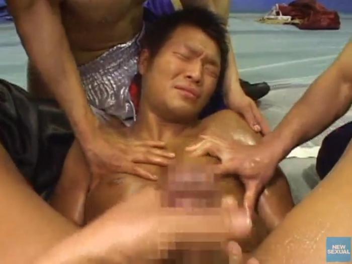 調教 野郎ボクシングジム 乱交トレーニング30