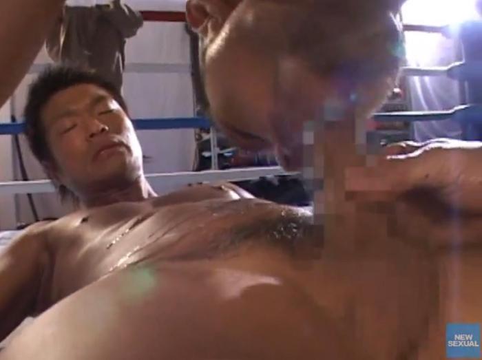 調教 野郎ボクシングジム ボーイズラブ37