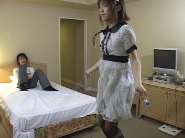 HIKARU 女装少年道頓堀でナンパ待ち!なにわの♂ハンター39