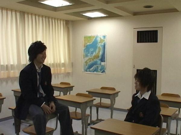 禁断の学園性活 -ジャニ系生徒2人とイケメン先生との3P-10