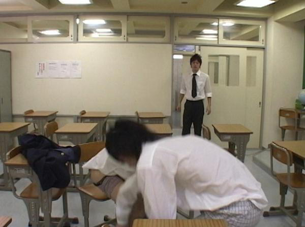 禁断の学園性活 -ジャニ系生徒2人とイケメン先生との3P-16