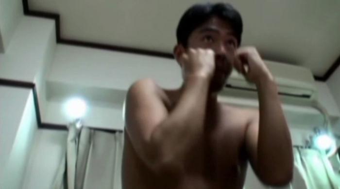 山本大介(自己紹介・シャワー・身体測定)4