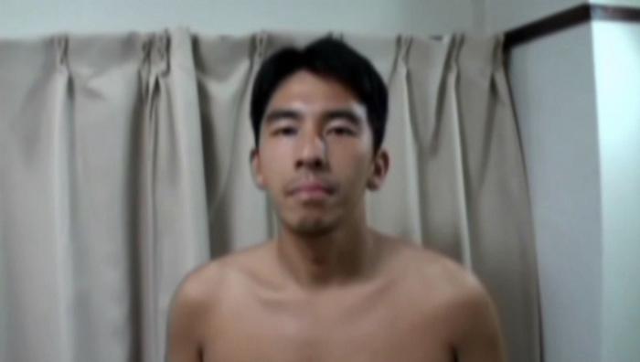 山本大介(自己紹介・シャワー・身体測定)7