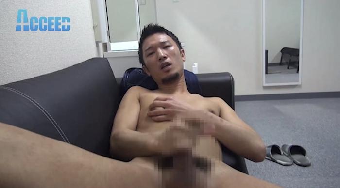 永瀬豪 自撮りオナニー23