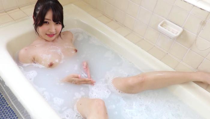 港区で見つけた会員制ラウンジ女子着エロデビュー!/長濱紗里23