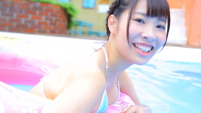 全力黒髪少女 松田麗163