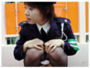 昼下がりの失禁パトロール29