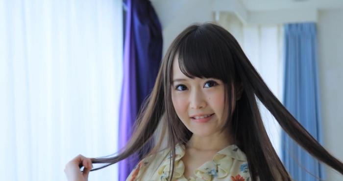 わたしのア*ルを見て欲しいです 松田真夏2