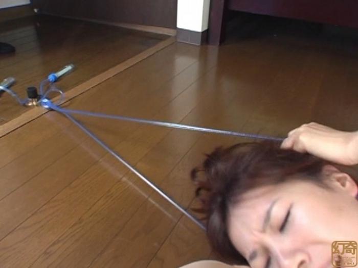 突撃!強盗クニちゃん、レオタード美女狩り13