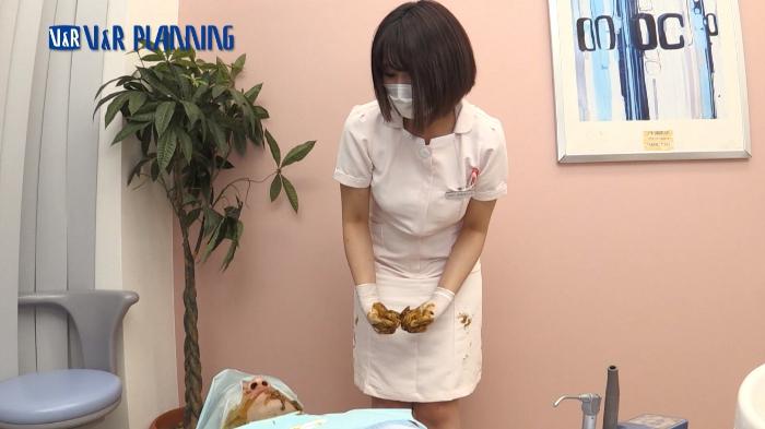 美人歯科衛生士がスカトロ治療 脱糞デンタルクリニック16