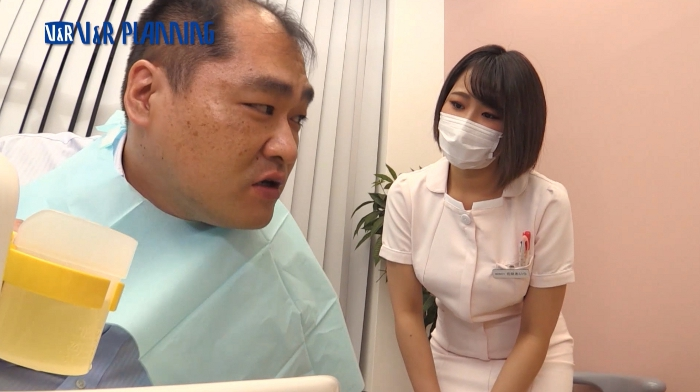 美人歯科衛生士がスカトロ治療 脱糞デンタルクリニック4
