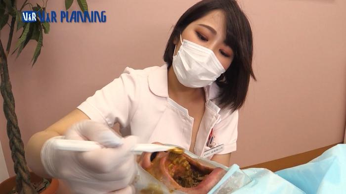 美人歯科衛生士がスカトロ治療 脱糞デンタルクリニック13
