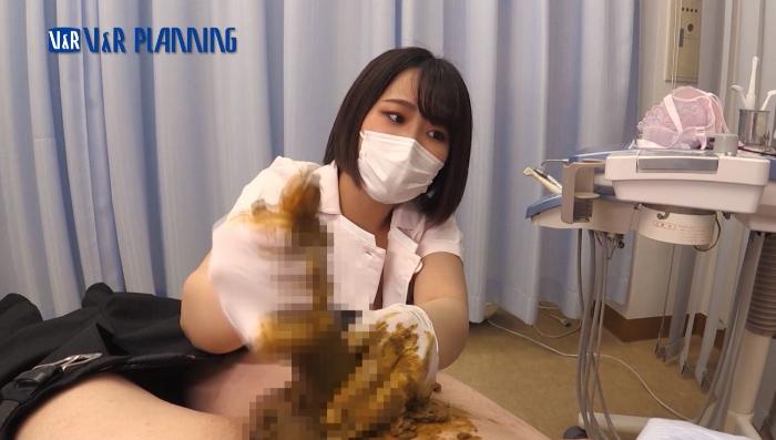 美人歯科衛生士がスカトロ治療 脱糞デンタルクリニック15