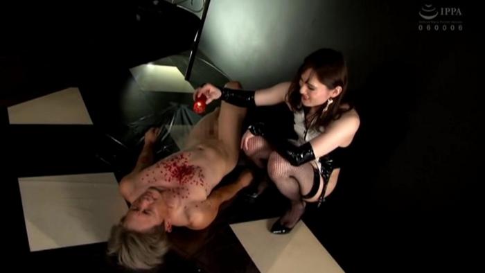 ニューハーフ女王様の女性化膣化調教 限界突破失神リアルアナガズム HOTARU22