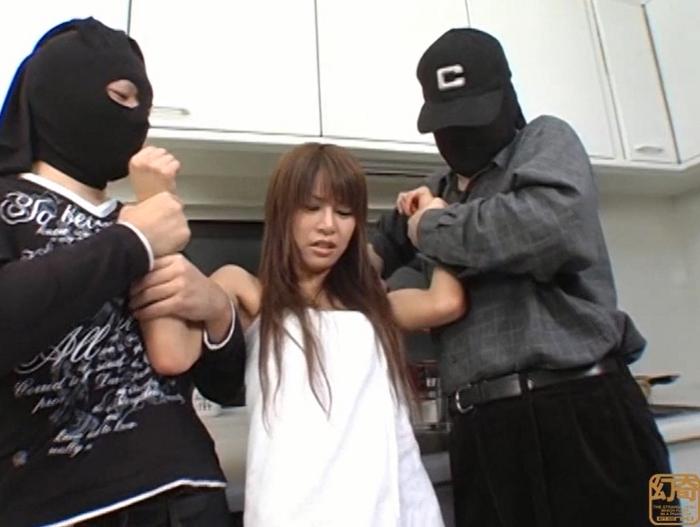 クニちゃんvs女優:野々宮りん 集団暴行篇17