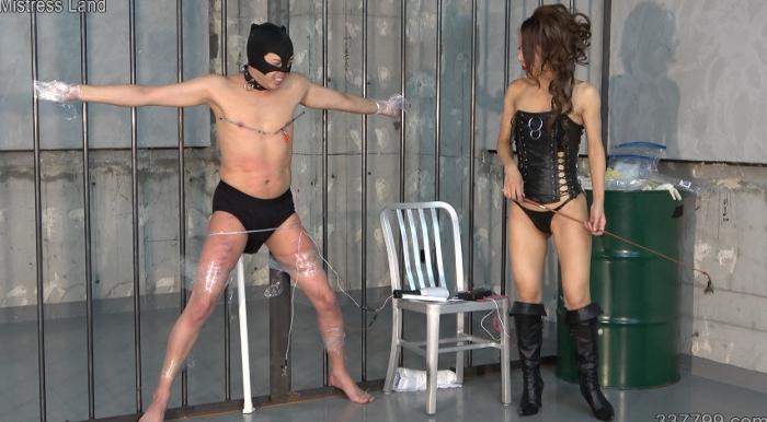奴隷執事家畜化調教14