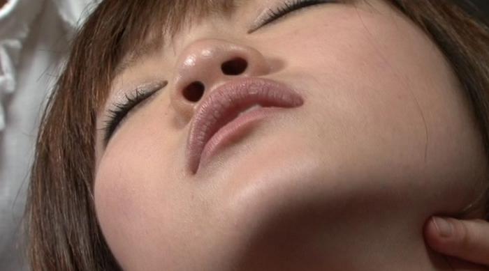 意識が朦朧に曖昧模糊な喉頸15