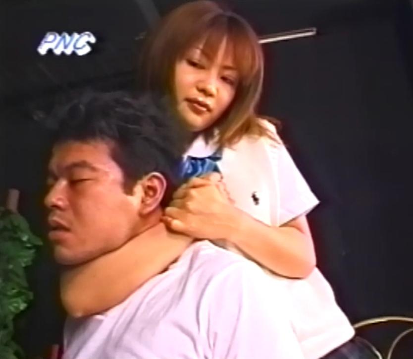 女絞殺魔 首絞め窒息ビデオ VOL.530