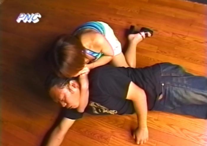 女絞殺魔 首絞め窒息ビデオ VOL.533