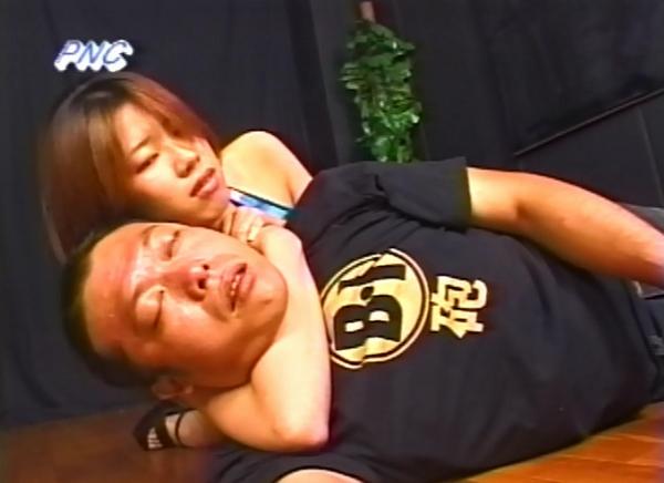 女絞殺魔 首絞め窒息ビデオ VOL.536