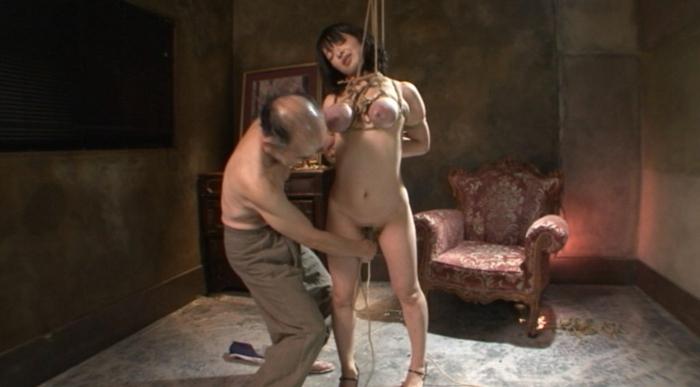 乳房拷問 おっぱい縄しぼり2