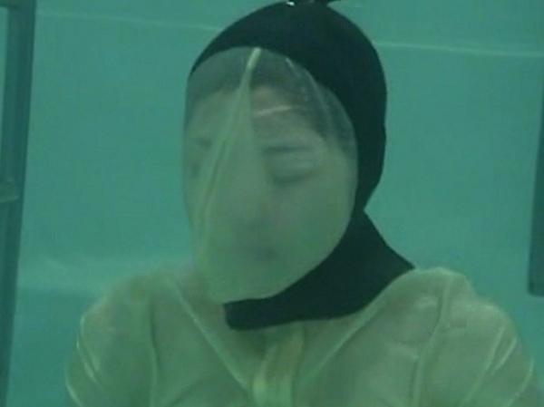 水中ラバー その壱,16